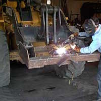 Repairs and Fabrication